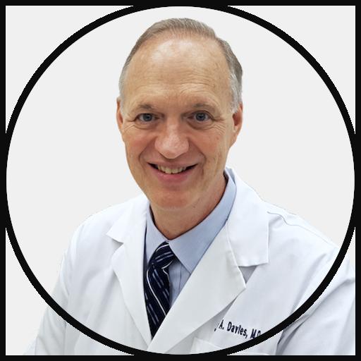 Dr. James A. Davies, M.D.